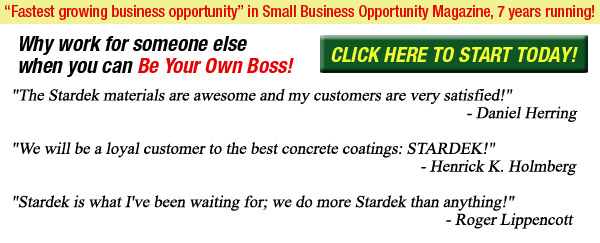 decorative concrete products-STARDEK